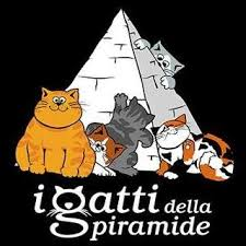 15 - arca i gatti piramide